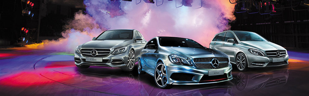 Mercedes-Benz Toowong's Current Offers