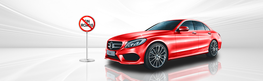 Complimentary onroads during February exclusive to Mercedes-Benz Toowong.