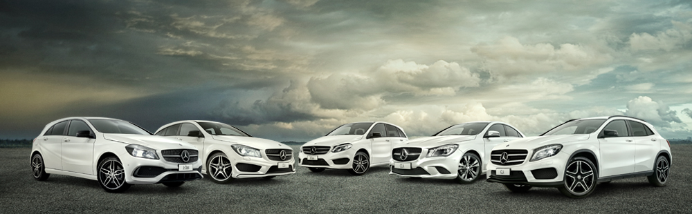 The AMG Attitude at Mercedes-Benz Toowong