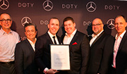 Mercedes-Benz Toowong has once again taken to the stage at the prestigious Mercedes-Benz National Dealer of the Year awards.