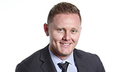 Luke Brown, New Car Sales Manager at Mercedes-Benz Toowong