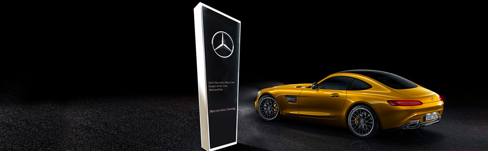 Mercedes-Benz Toowong - 2015 Metropolitan Dealer of the Year